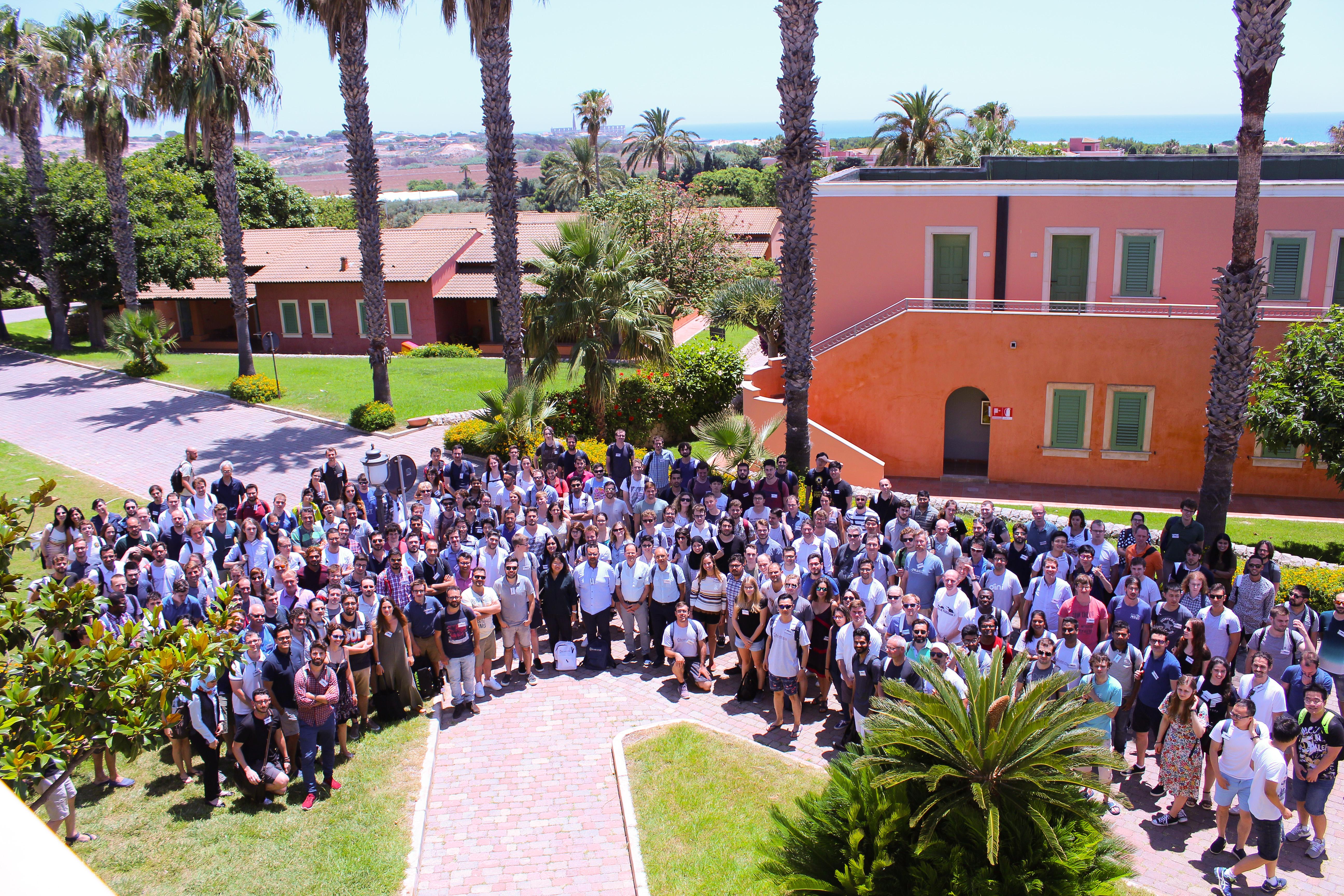 ICVSS 2018 - International Computer Vision Summer School 2018