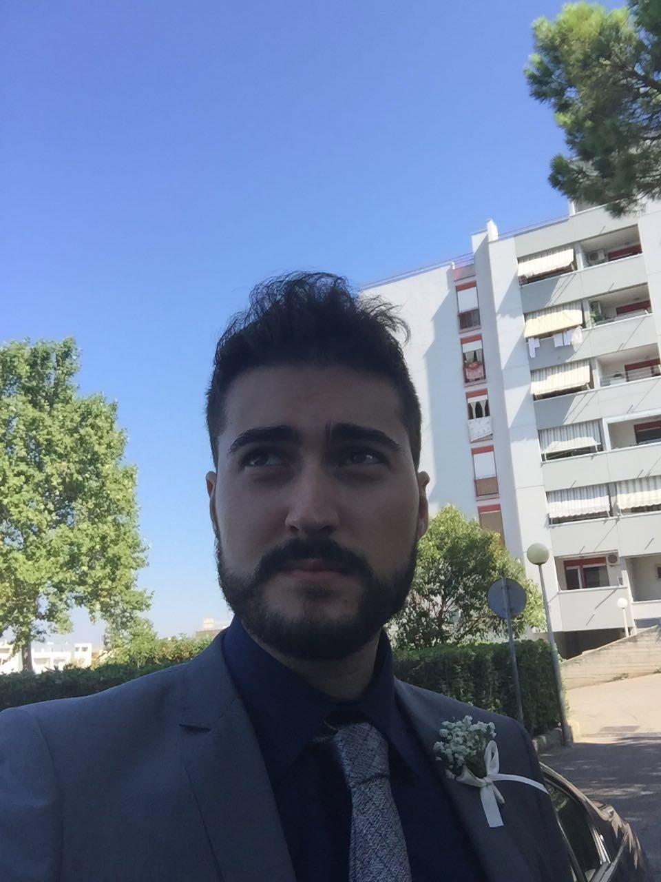 Vito Santarcangelo : Ph.D. Student