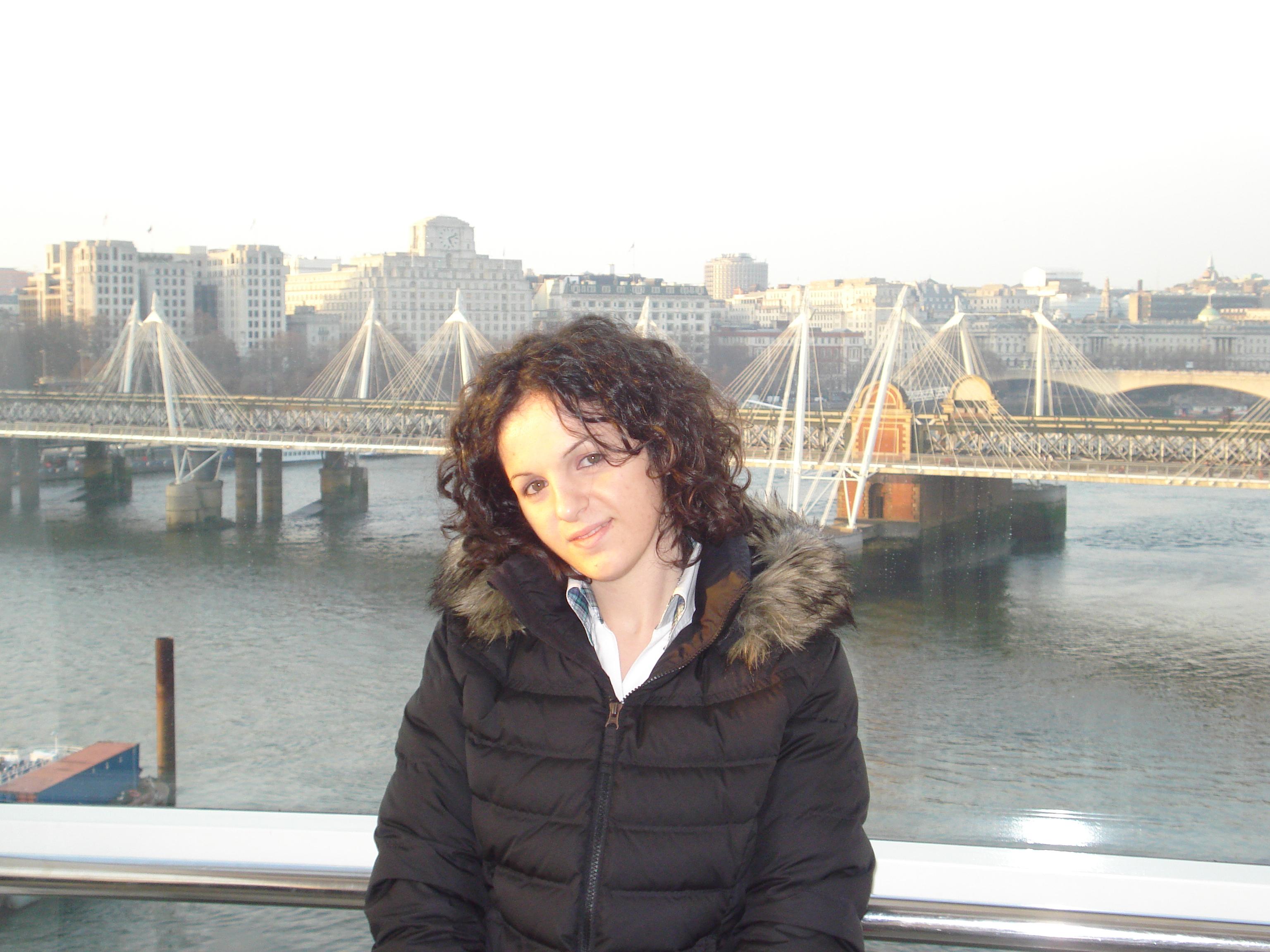 Tiziana Rotondo : Ph.D. Student