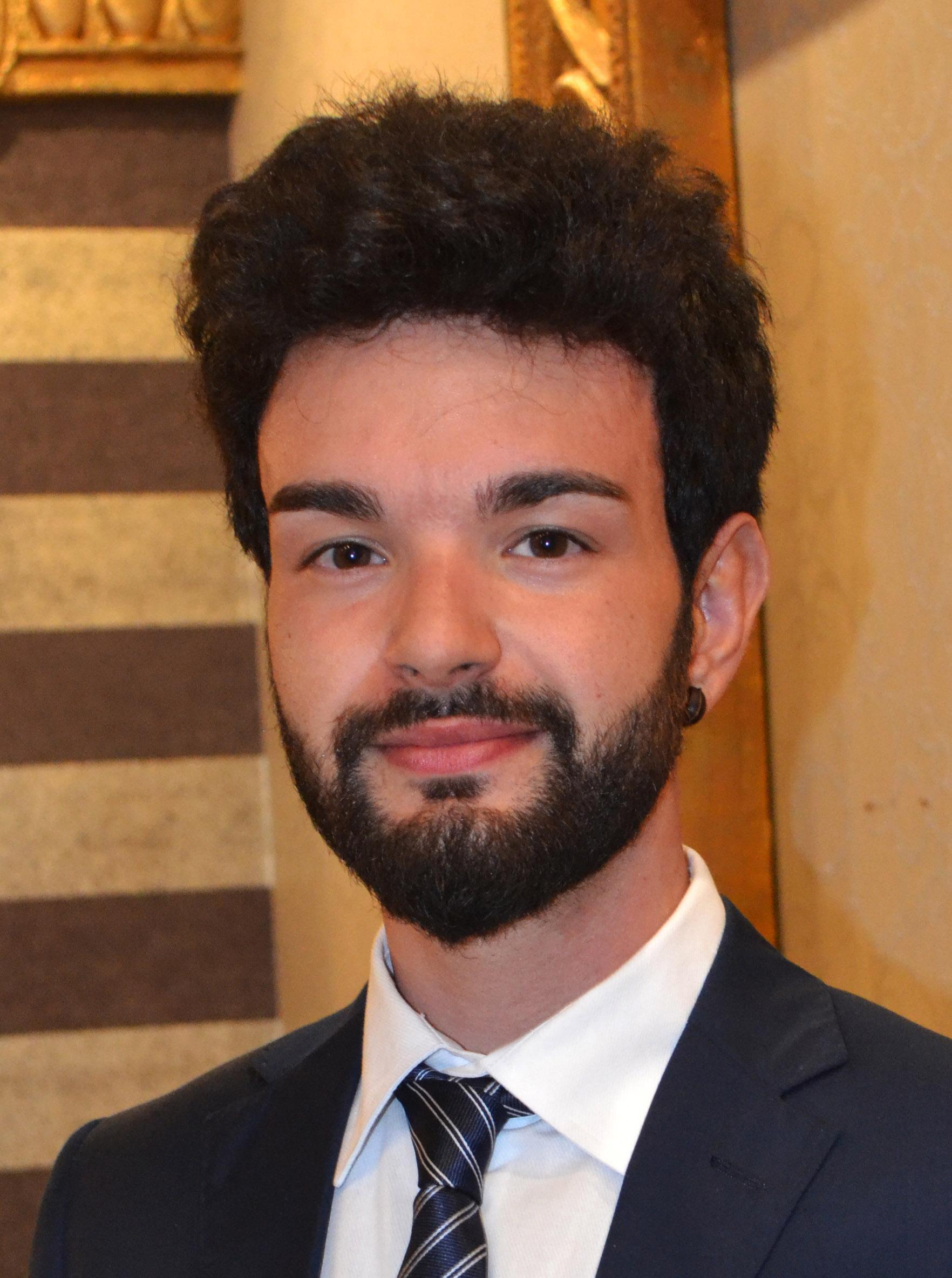 Marco Rosano : Ph.D. Student